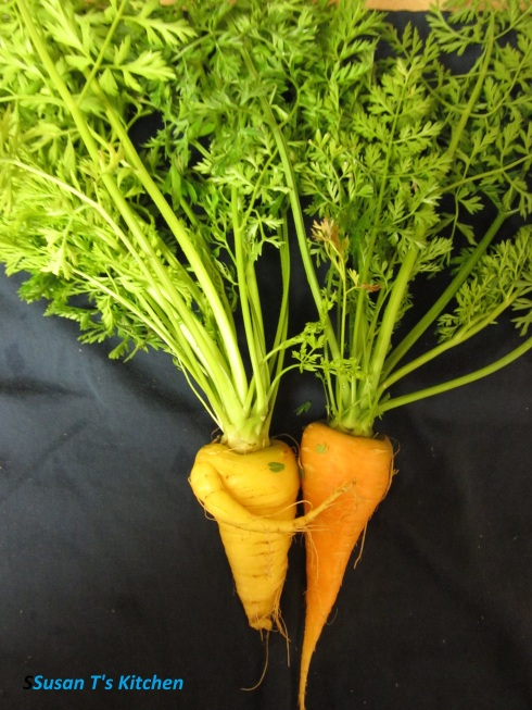 Kissing Carrots